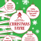 AHS Christmas Fayre, Friday 29 November
